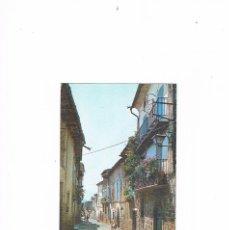 Postales: POSTAL ANTIGUA HUESCA ESCRITA POR DETRAS PIRINEO ARAGONES CALLE DE GONZALO I. Lote 58872446