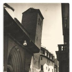 Postales: CALATAYUD .- TORRE INCLINADA DE SAN PEDRO .- EDICIONES SICILIA Nº 9. Lote 146294166