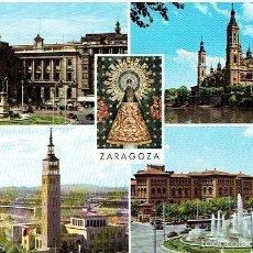 Postales: POSTAL DE ZARAGOZA,CIRCULADA - G. GARRABELLA . Lote 61130823