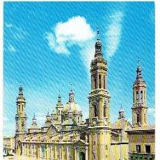 Postales: POSTAL DE ZARAGOZA,CIRCULADA CON SELLO - C.JOSAN . Lote 61131823