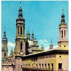 Postales: POSTAL DE ZARAGOZA - RAKER. Lote 61159167