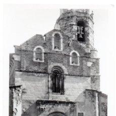 Postales: PS6827 TOLVA 'FACHADA IGLESIA PARROQUIAL'. CIRCULADA. 1954. Lote 61551560