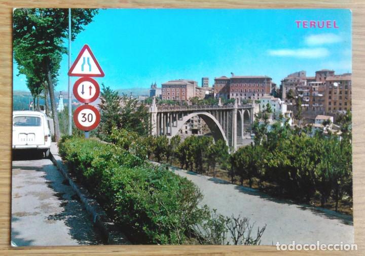TERUEL - VIADUCTO (Postales - España - Aragón Moderna (desde 1.940))