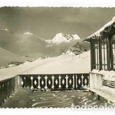 Postkarten - HUESCA CANDANCHU TERRAZA DEL HOTEL SOMPORT. ED. SICILIA Nº 48. CIRCULADA - 61924076