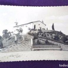 Postales: POSTAL DE HUESCA. N°6 ERMITA DE SAN JORGE. EDIC.DARVI. AÑOS 50.. Lote 62277700