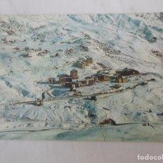 Postales: SALLENT DE GALLEGO (PIRINEO ARAGONES) ESTACIÓN INVERNAL DE FORMIGAL.. Lote 62365012