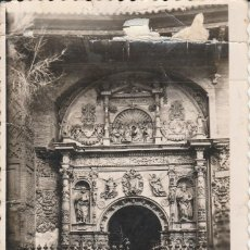 Postales: Nº 27004 POSTAL CALATAYUD FACHADA DE SANTA MARIA. Lote 62481712