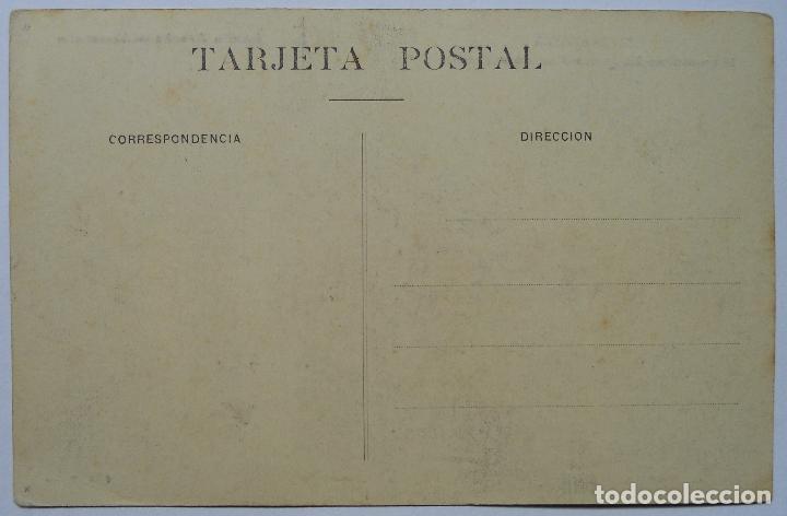 Postales: POSTAL - EXPOSICIÓN HISPANO-FRANCESA - PABELLÓN CENTRAL - ZARAGOZA - AÑO 1908 - Foto 2 - 62602032