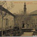 Postales: POSTAL - CARTUJA DE AULA DEI (ZARAGOZA) - JARDÍN DE LA CELDA DEL PADRE PRIOR. Lote 62602756