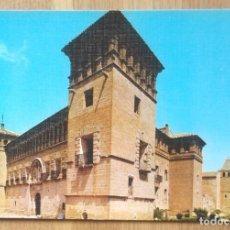 Postales: ALCAÑIZ - CASTILLO DE LOS CALATRAVOS. Lote 63391744
