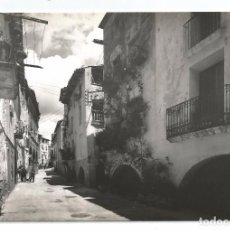 Postales: LA FRESNEDA .- CALLE MAYOR .- EDICIONES SICILIA Nº 14 . Lote 63499392
