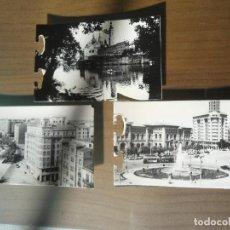 Postales: LOTE POSTALES ANTIGUAS ZARAGOZA. Lote 66749334