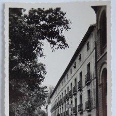 Postales: POSTAL ALHAMA DE ARAGÓN – BALNEARIO GUAJARDO. Lote 66924374