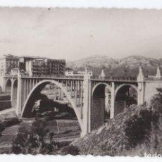 Postales: POSTAL. TERUEL. VIADUCTO DE CALVO SOTELO. CIRCULADA EN 1960. GARCÍA GARRABELLA Y COMPAÑÍA. Lote 67426341