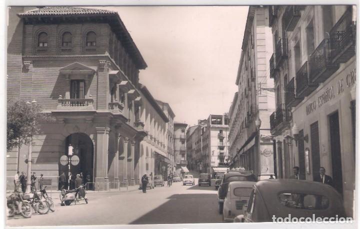 POSTAL DE HUESCA - PORCHES DE GALICIA - (Postales - España - Aragón Moderna (desde 1.940))