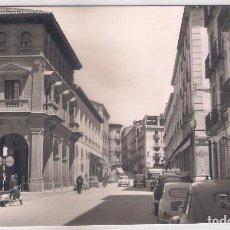 Postales: POSTAL DE HUESCA - PORCHES DE GALICIA -. Lote 67609525
