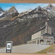 Cartes Postales: BIELSA - ALBERGUE NACIONAL EN EL CIRCO DE PINETA. Lote 68484209