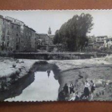 Postales: POSTAL HUESCA BARBASTRO. Lote 68655598