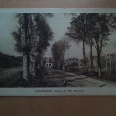 Postales: POSTAL HUESCA BENABARRE. Lote 68663451