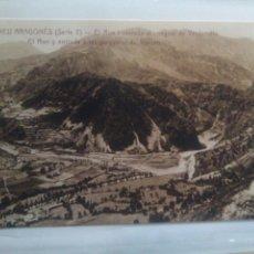 Postales: POSTAL HUESCA PIRINEO ARAGONÉS, CONGOSTO DEL VENTAMILLO. Lote 68737797