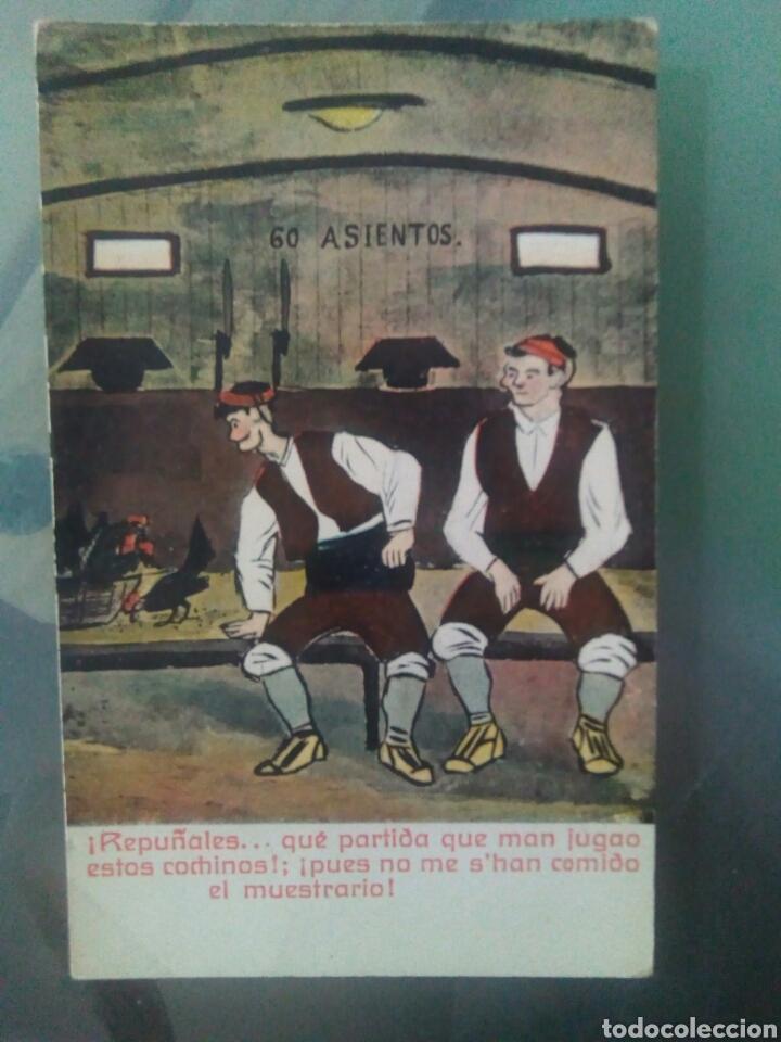 Postales: Cinco postales Antiguas aragonesas - Foto 2 - 68740119