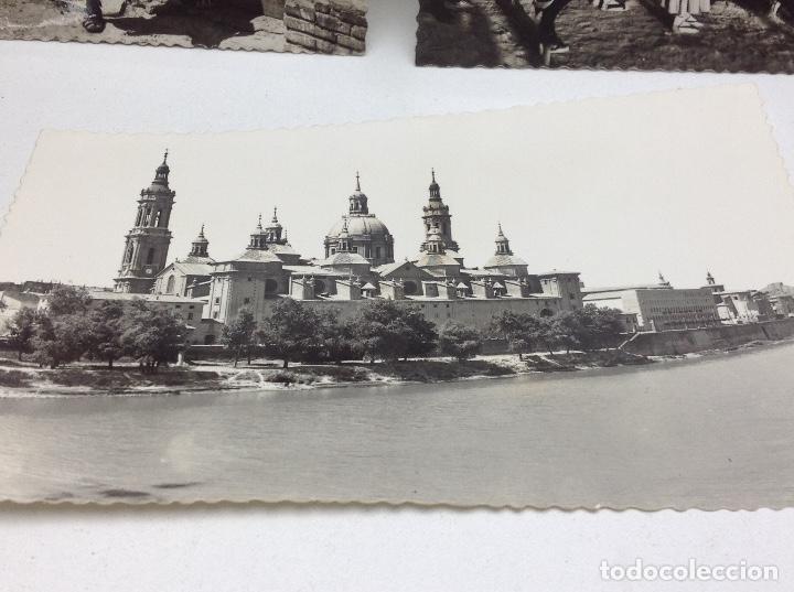 Postales: LOTE DE POSTALES DE ZARAGOZA - Foto 2 - 69396149
