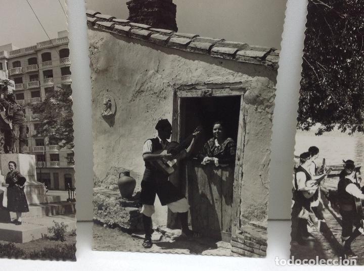 Postales: LOTE DE POSTALES DE ZARAGOZA - Foto 4 - 69396149