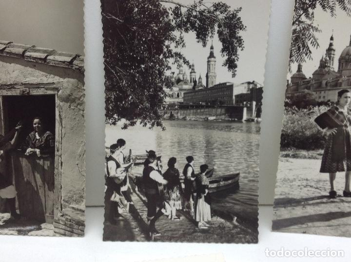 Postales: LOTE DE POSTALES DE ZARAGOZA - Foto 5 - 69396149