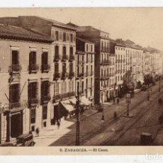 Postales: ZARAGOZA. EL COSO. . Lote 70064461