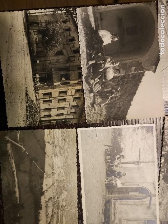 Postales: 1959-1961 LOTE DE 74 FOTOS ORIGINALES DE EPOCA CASTEJON DE SOS HUESCA - Foto 2 - 71490043