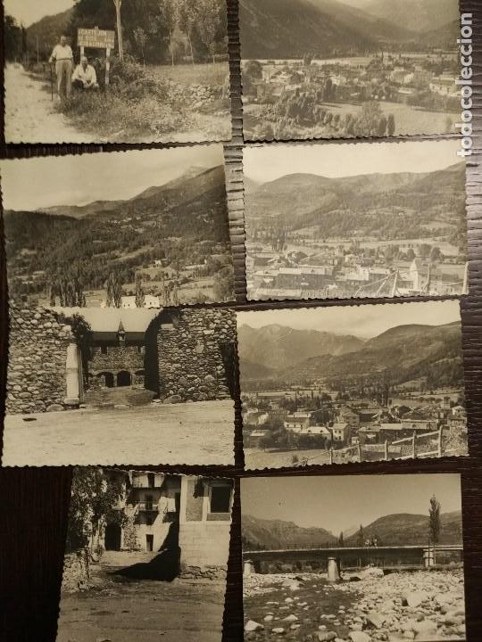 Postales: 1959-1961 LOTE DE 74 FOTOS ORIGINALES DE EPOCA CASTEJON DE SOS HUESCA - Foto 3 - 71490043