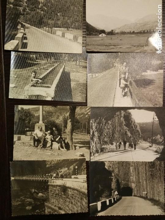 Postales: 1959-1961 LOTE DE 74 FOTOS ORIGINALES DE EPOCA CASTEJON DE SOS HUESCA - Foto 4 - 71490043