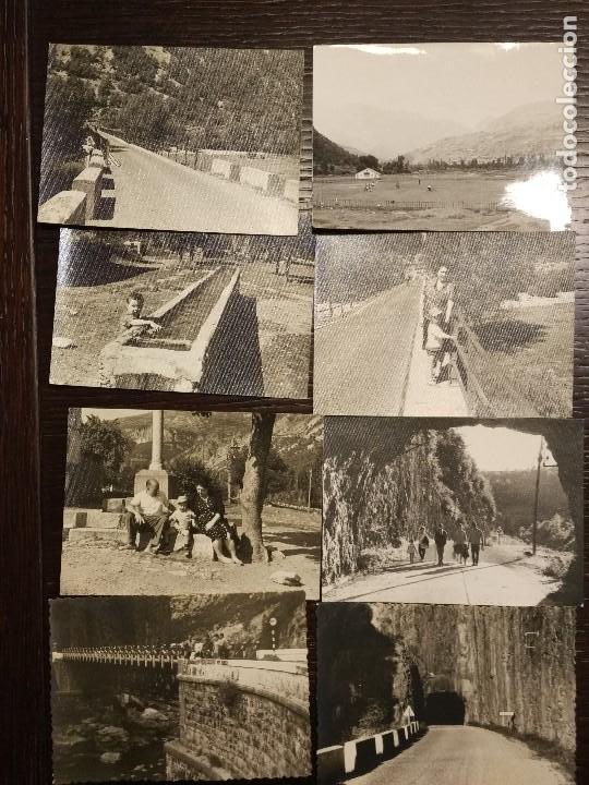 Postales: 1959-1961 LOTE DE 74 FOTOS ORIGINALES DE EPOCA CASTEJON DE SOS HUESCA - Foto 5 - 71490043