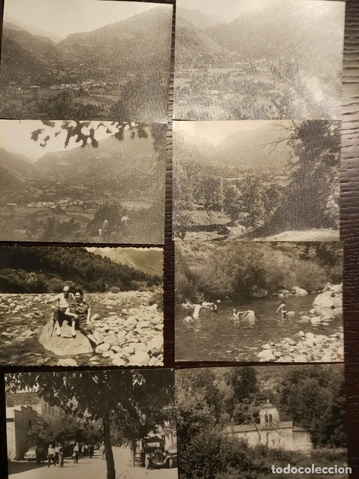 Postales: 1959-1961 LOTE DE 74 FOTOS ORIGINALES DE EPOCA CASTEJON DE SOS HUESCA - Foto 7 - 71490043