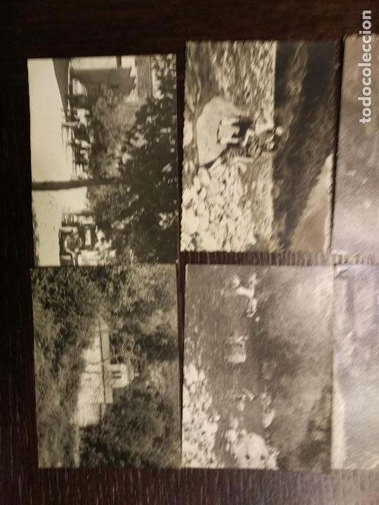 Postales: 1959-1961 LOTE DE 74 FOTOS ORIGINALES DE EPOCA CASTEJON DE SOS HUESCA - Foto 8 - 71490043