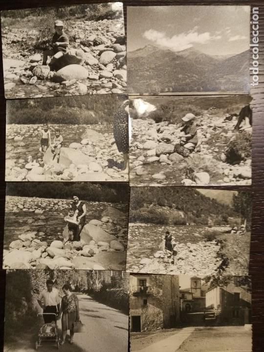 Postales: 1959-1961 LOTE DE 74 FOTOS ORIGINALES DE EPOCA CASTEJON DE SOS HUESCA - Foto 11 - 71490043