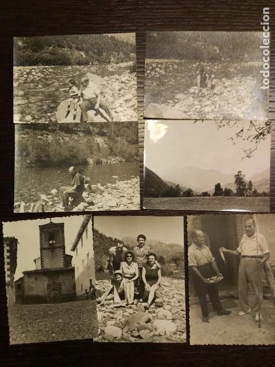 Postales: 1959-1961 LOTE DE 74 FOTOS ORIGINALES DE EPOCA CASTEJON DE SOS HUESCA - Foto 12 - 71490043