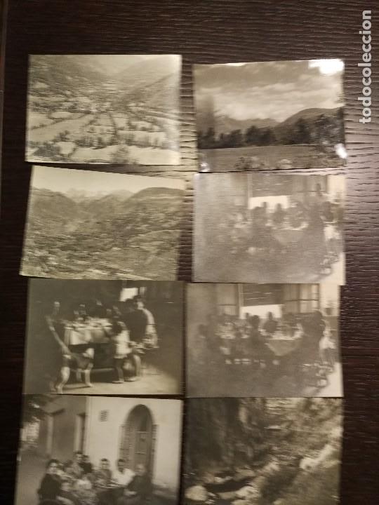 Postales: 1959-1961 LOTE DE 74 FOTOS ORIGINALES DE EPOCA CASTEJON DE SOS HUESCA - Foto 13 - 71490043