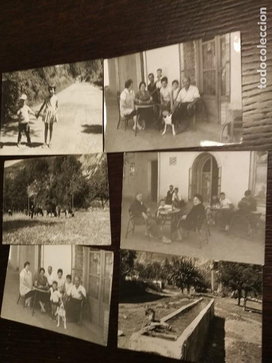 Postales: 1959-1961 LOTE DE 74 FOTOS ORIGINALES DE EPOCA CASTEJON DE SOS HUESCA - Foto 14 - 71490043