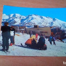Postales: ESTACION DE FORMIGAL - SALLENT DE GALLEGO - HUESCA - SIN CIRCULAR. Lote 71909779