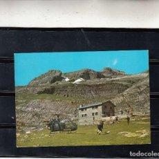 Cartes Postales: Nº 15. PARQUE NACIONAL DE ORDESA. REFUGIO DELGADO UBEDA (SECTOR GORITZ). Lote 71951331