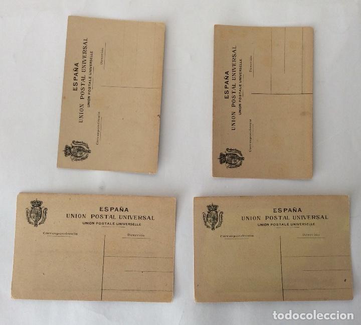 Postales: COLECCIÓN?? 24 POSTALES. CENTENARIO DE LOS SITIOS 1908. LIT. E. PORTABELLA. ZARAGOZA. - Foto 5 - 72728515