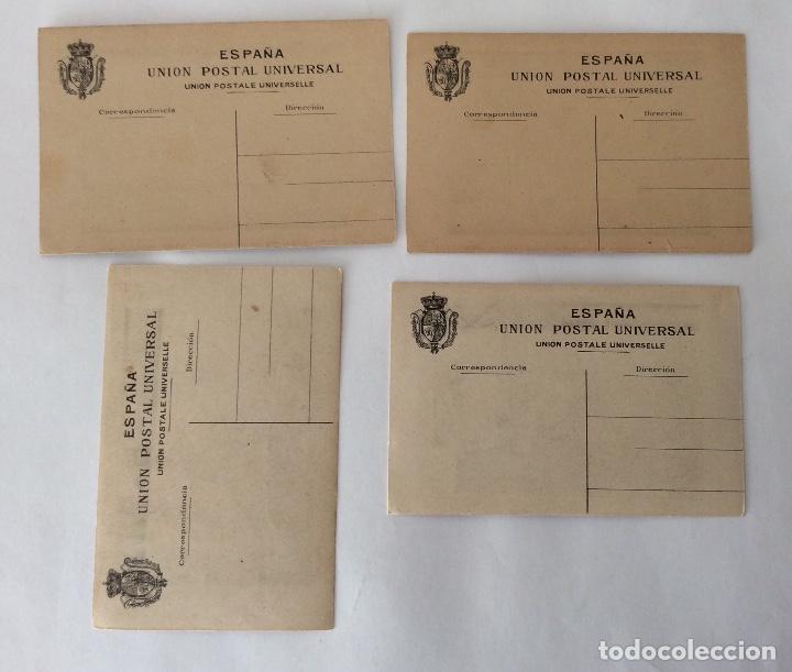 Postales: COLECCIÓN?? 24 POSTALES. CENTENARIO DE LOS SITIOS 1908. LIT. E. PORTABELLA. ZARAGOZA. - Foto 7 - 72728515