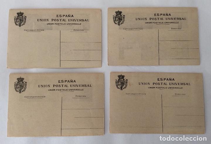 Postales: COLECCIÓN?? 24 POSTALES. CENTENARIO DE LOS SITIOS 1908. LIT. E. PORTABELLA. ZARAGOZA. - Foto 9 - 72728515