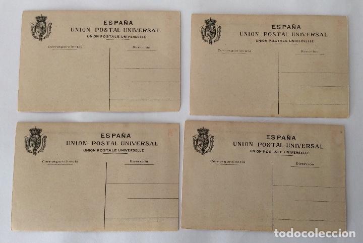 Postales: COLECCIÓN?? 24 POSTALES. CENTENARIO DE LOS SITIOS 1908. LIT. E. PORTABELLA. ZARAGOZA. - Foto 11 - 72728515