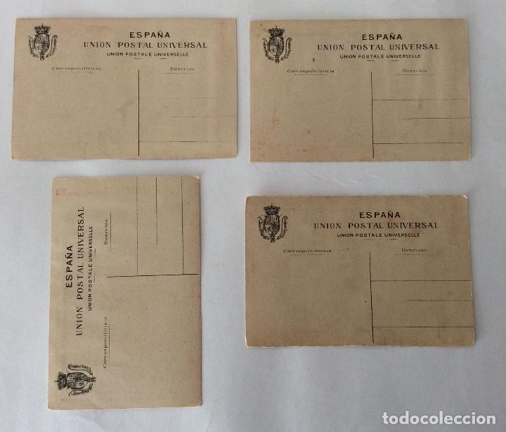 Postales: COLECCIÓN?? 24 POSTALES. CENTENARIO DE LOS SITIOS 1908. LIT. E. PORTABELLA. ZARAGOZA. - Foto 13 - 72728515