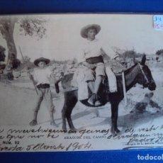 Cartes Postales: (PS-50932)POSTAL DE ARAGON-FOTOTIPIA L.ESCOLA.DEL CAMPO. Lote 72751987