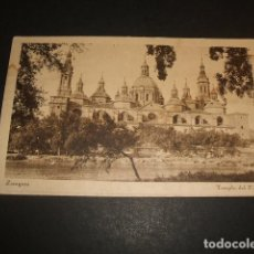 Postkarten - ZARAGOZA TEMPLO DEL PILAR - 72913259