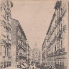 Postales: ZARAGOZA - CALLE DE DON ALFONSO I. Lote 73433247