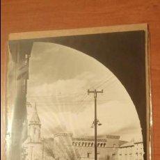 Postales: POSTAL DE AYERBE PLAZA DE RAMÓN Y CAJAL .NO CIRCULADA. AYERBE: 9 AÑOS DE LA ADOLESCENCIA DE CAJAL. Lote 73604415